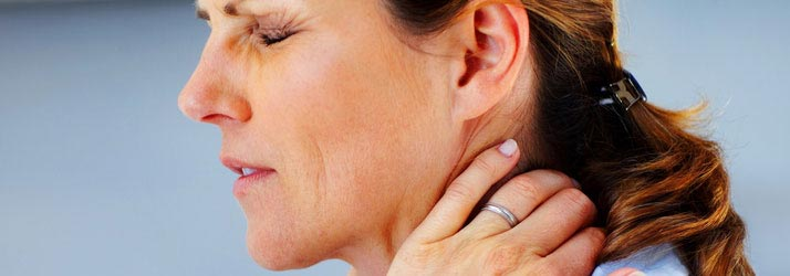 Emergency Care Chiropractic of Lima are you suffering from neck pain