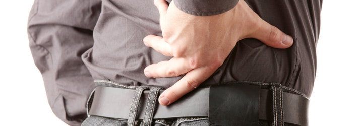 Emergency Care Chiropractic of Lima back pain treatment